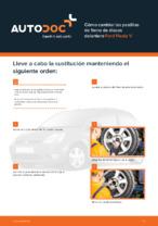 FORD - manuale de reparación con ilustraciones
