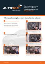 RENAULT - manuel de réparation avec illustrations