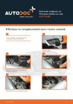 AUDI - manuel de réparation avec illustrations
