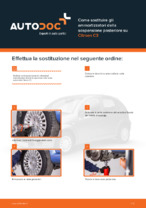 CITROËN - manuali di riparazione con illustrazioni