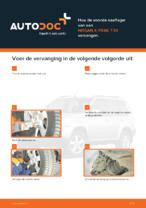 NISSAN - reparatie handleidingen met illustraties