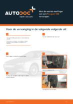 PEUGEOT - reparatie handleidingen met illustraties