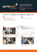 MERCEDES-BENZ - reparatie handleidingen met illustraties