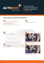Cum se înlocuiesc amortizoarele suspensiei din față a autovehiculului Toyota Prius II