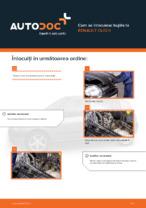Cum se înlocuiesc bujiile la RENAULT CLIO II