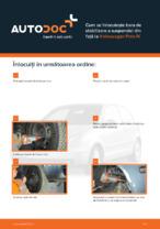 Cum se înlocuiește bara de stabilizare a suspensiei din față la Volkswagen Polo IV