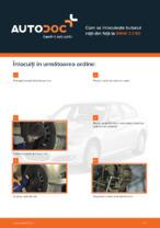 Cum se înlocuiește butucul roții din față la BMW 3 E90
