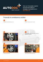 Cum se înlocuiește capătul barei transversale de direcție al autovehiculului Opel Astra G