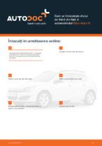 Cum se înlocuiește discul de frână din față al automobilului Opel Astra H