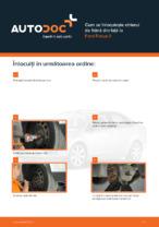 Cum se înlocuiește etrierul de frână din față la Ford Focus II