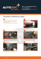 Cum se înlocuiește filtrul de aer al motorului automobilului Opel Corsa B
