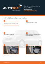 Cum se înlocuiește filtrul de aer al motorului automobilului VOLKSWAGEN LUPO