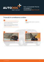 Cum se înlocuiește filtrul de combustibil al automobilului Opel Corsa B