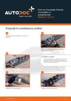 Cum se înlocuiește filtrul de combustibil al automobilului RENAULT CLIO II