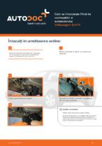 Cum se înlocuiește filtrul de combustibil al automobilului Volkswagen Golf IV