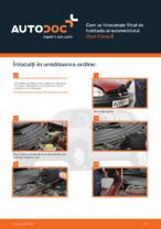 Cum se înlocuiește filtrul de habitaclu al automobilului Opel Corsa B