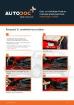 Cum se înlocuiește filtrul de habitaclu al automobilului Volkswagen Golf IV