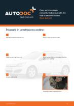 Cum se înlocuiește rulmentul butucului roții din față a autovehiculului Opel Astra H