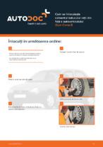 Cum se înlocuiește rulmentul butucului roții din față a autovehiculului Opel Corsa B