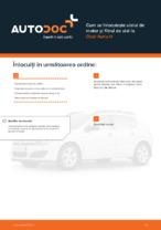 Cum se înlocuiește uleiul de motor și filtrul de ulei la Opel Astra H