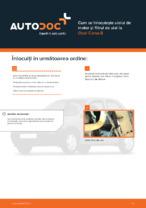 Cum se înlocuiește uleiul de motor și filtrul de ulei la Opel Corsa B