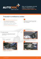 Cum se înlocuiește uleiul de motor și filtrul de ulei la VOLKSWAGEN PASSAT B6