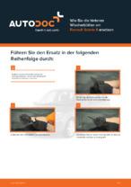 RENAULT-Reparaturhandbuch mit Bildern