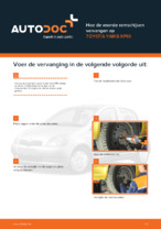 TOYOTA - reparatie tutorial met illustraties