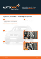 BMW opravte manuály s ilustracemi