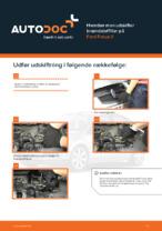 FORD-reparationsmanualer med illustrationer