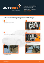 OPEL-reparationsmanualer med illustrationer