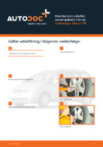 VW-reparationsmanualer med illustrationer