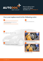 FORD manuals free download - informative guide which will help you to fix your car