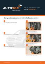 VOLVO - repair manual with illustrations
