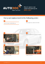 BMW manuals free download - informative guide which will help you to fix your car