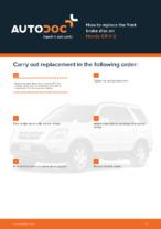 Workshop manual for HONDA CR-V online