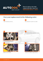 MERCEDES-BENZ manuals free download - informative guide which will help you to fix your car