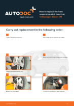 Workshop manual for VW SHARAN online