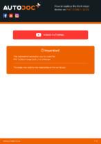 Workshop manual for FIAT DOBLO online