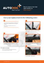 Workshop manual for OPEL CORSA online