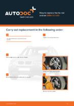 Workshop manual for BMW X3 online