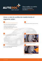 Manual de taller para CITROËN C3 en línea