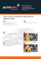 Manual de taller para FORD FIESTA en línea