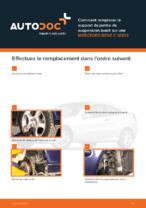 MERCEDES-BENZ - manuel de réparation avec illustrations