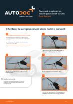 OPEL - manuel de réparation avec illustrations