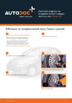 CITROËN - manuel de réparation avec illustrations