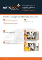 VW - manuel de réparation avec illustrations
