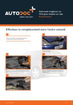 FORD - manuel de réparation avec illustrations