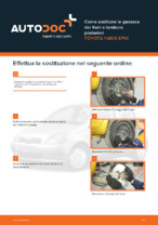 TOYOTA - manuali di riparazione con illustrazioni
