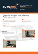 NISSAN-Werkstatthandbuch mit Abbildungen